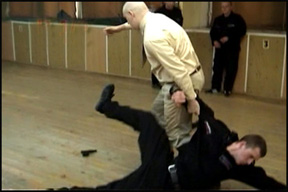 Russian Spetsnaz Training - Reality Based Self Defense Training