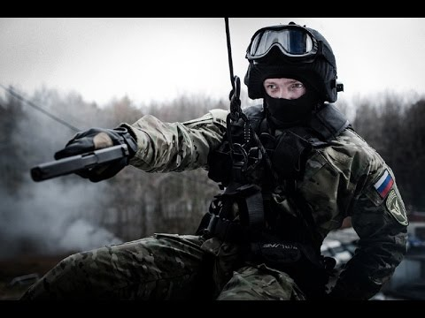 Russian Spetsnaz