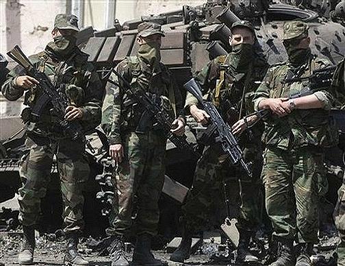 Russian Spetsnaz GRU