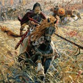 The Golden Horde -  Battle of Kulikovo