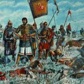 The Decline of the Golden Horde - The Kulikovo Battle