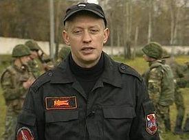 Vadim Starov - Systema Spetsnaz Russian Martial Art Hand to Hand Combat