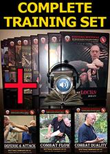 Russian Systema Spetsnaz DVDs