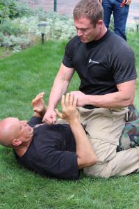 Russian Spetsnaz Training with Vadim Starov