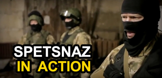Spetsnaz in Action - Russian Special Forces