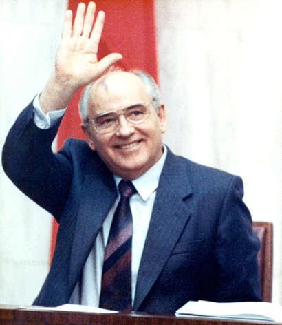 The history of the Soviet Union: Gorbachev