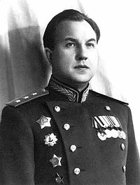 "Chief of Counterintelligence ""SMERSH"" V.S.Abakumov"