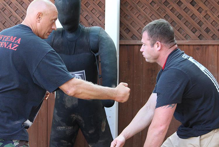 Systema Spetsnaz - Russian Martial Art - Instructors Seminar