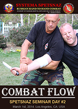 Russian Hand to Hand Combat Training