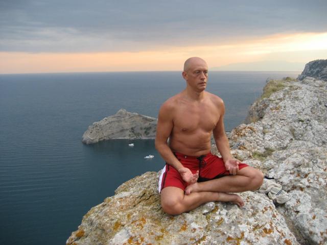 Breathing energy & meditation - Systema Spetsnaz