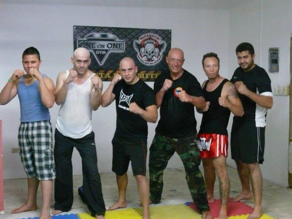 Systema Spetsnaz Mexico - Russian Martial Arts