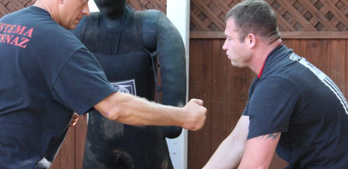 Systema Spetsnaz Instructor Course - Russian Martial Art