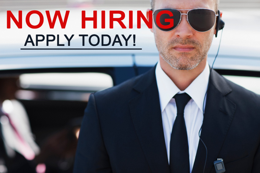 Bodyguard Jobs Openings