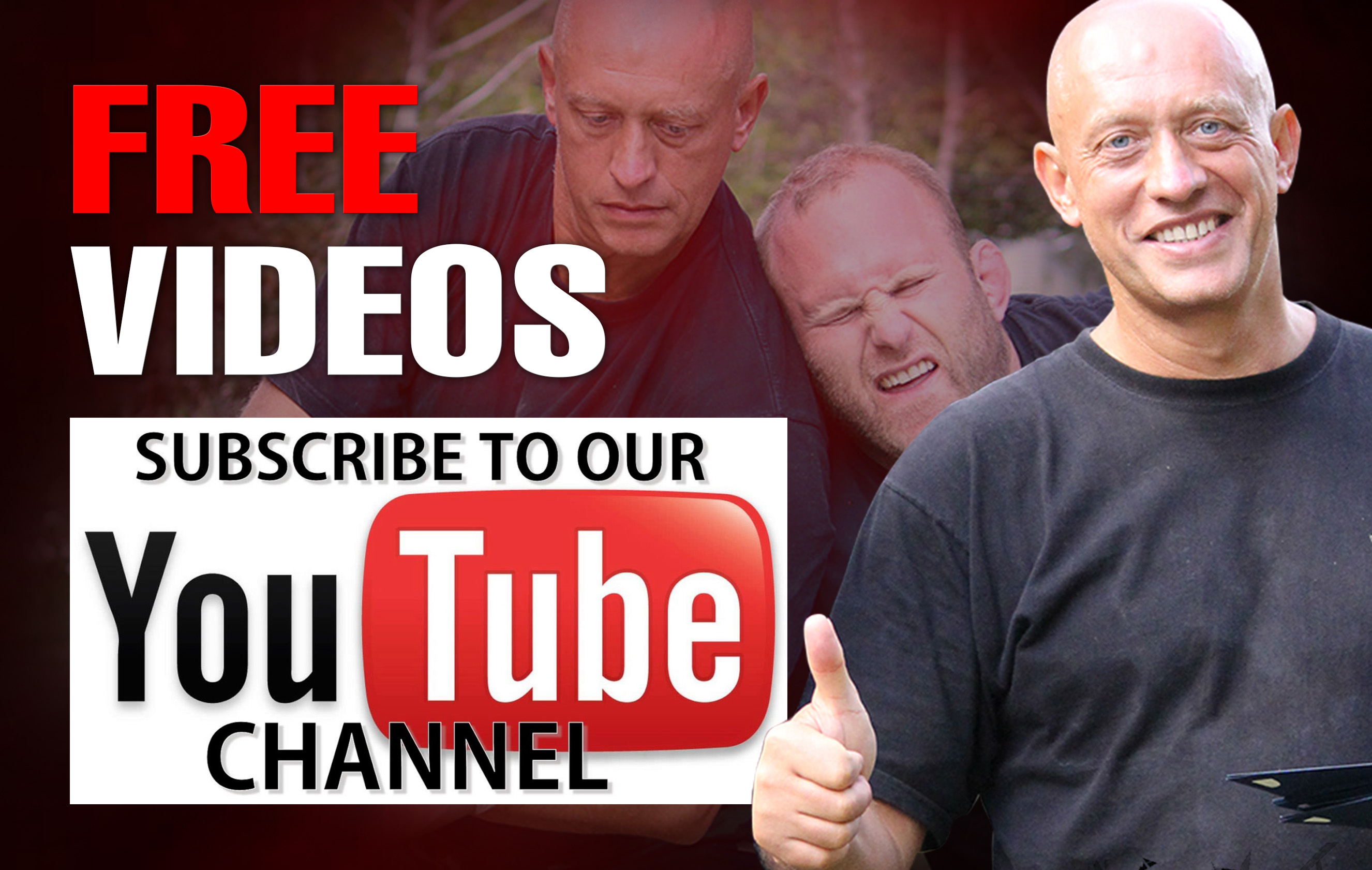 Subsribe to Systema Spetsnaz YouTube - Free Russian Martial Arts Videos